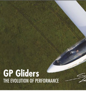 GP GLIDERS - A WORLD CHAMPION AND A WINNING DESIGN